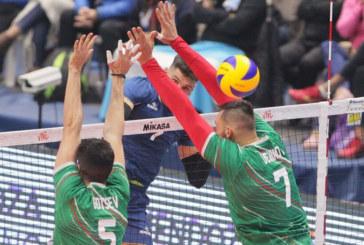 Националите ни по волейбол със забележителен обрат срещу Франция
