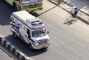 Автобус пропадна в пролом, 25 убити и 35 ранени