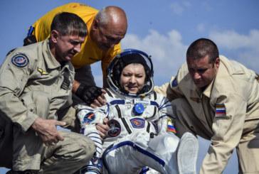Астронавти кацнаха на Земята след 7 месеца на МКС