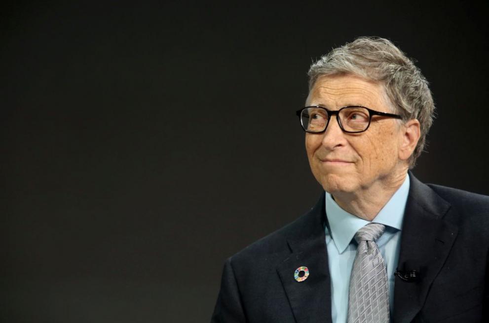 """Бил Гейтс призна за """"най-голямата грешка"""" на Microsoft"""