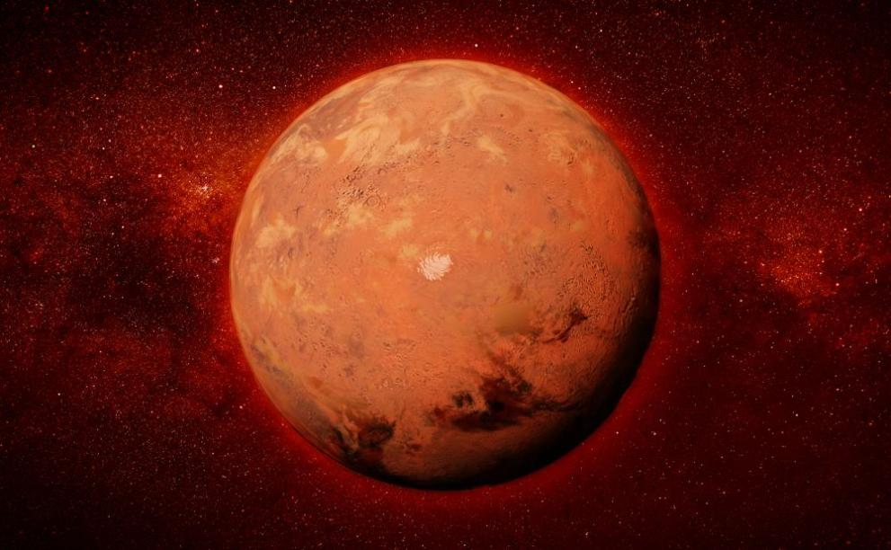 Ново проучване на НАСА: На Марс може да има живот