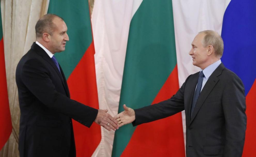 Радев към Путин: Русия има място в изграждането на ядрена централа у нас