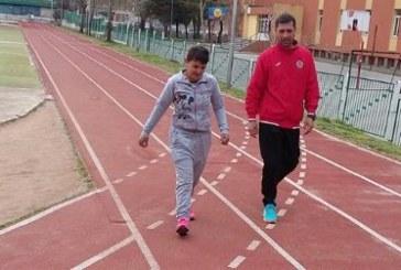 """ОФК """"Пирин"""" се подсили със сина на Бързака, треньорския екип попълват вратарят В. Ганев и лекоатлетът шампион А. Иванов"""
