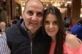 Цветанов с таен зет,  дъщеря му Василена се целува с любимия си в дискотека