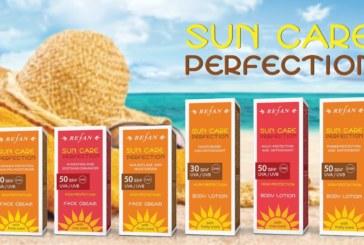 Дълготраен тен без слънчеви изгаряния със SUN CARE PERFECTION на REFAN