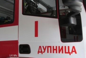 Огнен инцидент в Дупница! Автомобил лумна в пламъци