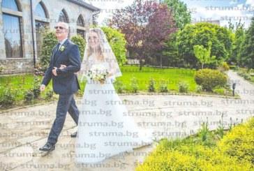 Бившият вътрешен министър Веселин Вучков омъжи дъщеря си Велислава