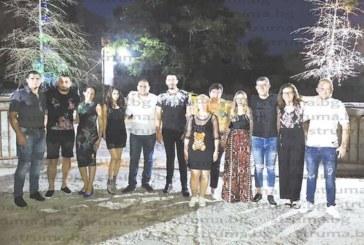 Съученици от Земеделската гимназия в Сандански се срещнаха 10 г. след завършването