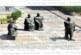 """НАЙ-МЕСТЕНАТА СКУЛПТУРА В ГРАДА! Композицията """"Движение"""" монтирана за трети път в Благоевград"""