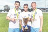 Футболисти от Сандански, Кресна и Симитли с требъл в Швейцария