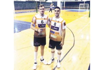 """203-см волейболист на """"Марек"""" смени Австрия с Кипър"""