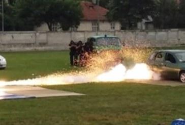 От 3 до 10 г. затвор заплашват отговорните за инцидента с граната в Силистра