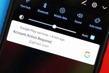 Как да промените или възстановите паролата си в Google акаунта