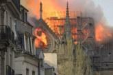 """Пожарът в """"Нотр Дам"""" не е причинен от престъпно действие"""