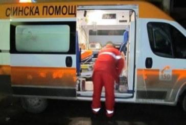 Спешна помощ за убития от мълния мъж: Бил е с жизнени функции, но в много тежко състояние