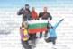Петима дупнишки спасители, сред тях две жени, изкачиха за 6 ч. най-високия връх в Европа Елбрус /5642 м/