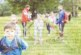 40 деца от Кюстендил на хлад в планината браха билки и ядоха питка за здраве