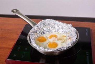 Хитри трикове с алуминиево фолио, за които изобщо няма да ви хрумне