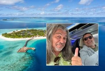 Маги заведе Рачков на Малдивите, двамата бистрят бъдещето си