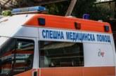 Мъж си преряза гърлото със счупена бутилка в центъра на София
