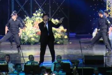 Въпреки Борисов Веселин Маринов отново пее за МВР  на грандиозен концерт срещу телефонните измами