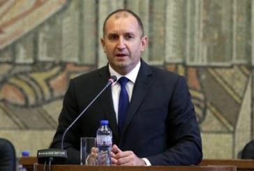 Президентът открива кръгла маса за избора на главен прокурор
