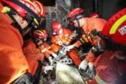 Земетресение в Китай взе най-малко 11 жертви, над 122-ма са ранените