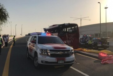 17 туристи загинаха при автобусна катастрофа край летището в Дубай