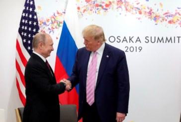 Тръмп приел поканата да посети Москва на 9 май 2020 г.