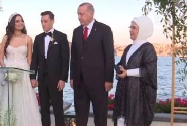 Йозил вдигна пищна сватба, Ердоган му кумува/СНИМКИ/