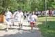 Факелно бягане на Бачиново за Международния олимпийски ден