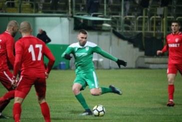 Първи футболист си тръгна от Пирин Благоевград