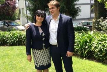 Корнелия със снаха корейка, синът ѝ Рафаел крие гадже в Ню Йорк