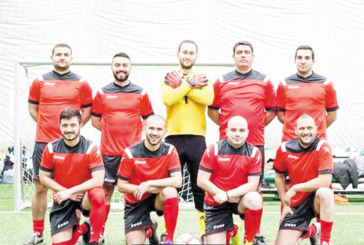 Отбор от Хаджидимово се прицели в Балканската лига по минифутбол