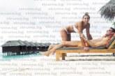 Волейнационалката от Дупница Ели Василева се потопи със сръбското си гадже в рая на Малдивите