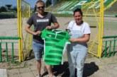 Дизайнерът на новата емблема на ФК Пирин получи наградата си
