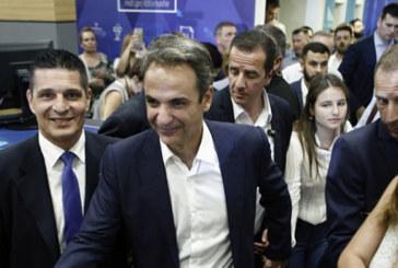 Новият премиер на Гърция положи клетва