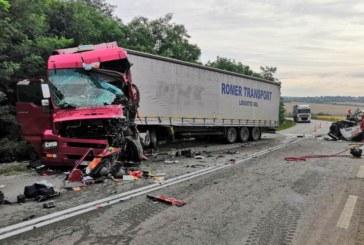 Зверска катастрофа със загинал в Шуменско