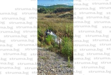 """Тежка катастрофа на АМ """"Струма"""", транспортираха трима ранени в болница"""