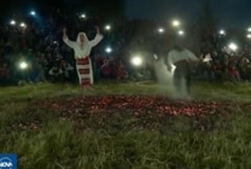В магията на българския фолклор! Хиляди се стекоха на събора в Рожен