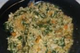 Спанак с ориз и пиле