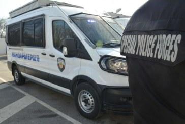 Акция на жандармерията в Сандански