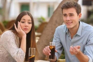 Пет причини мъжете да не ви харесат на първа среща