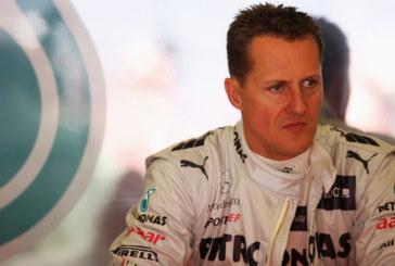 Близък на Шумахер: Възстановява се добре