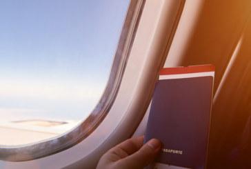"""Франция налага """"зелен данък"""" върху самолетни билети"""