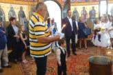 Борисов стана кръстник на двамата си внуци