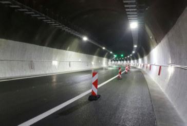 """Ограничават движението в тунел """"Витиня"""" на АМ """"Хемус"""""""