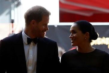 """Принц Хари и Меган – зашеметяващи на премиерата на филма """"Цар Лъв"""" /СНИМКИ/"""