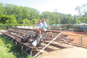 България аут от европейското по тенис  ден преди официалното откриване  на квалификациите в Благоевград