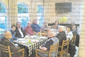 Беличани от набор `39 празнуваха заедно юбилей